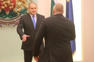Румен Радев Бойко Борисов (2)